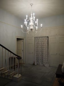 Bespoke Lights in Hallway