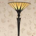 Tiffany Uplighter Floor Lamp