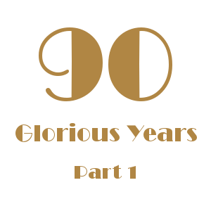 90 Glorious Years