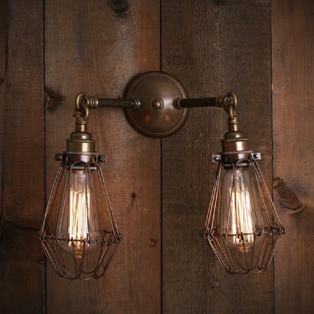 Industrial Revolution In Lighting Bespoke Lights