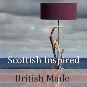 Scottish Inspired Light Fittings Bespoke Lights