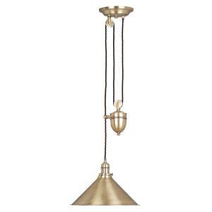 Rise And Fall Ceiling Pendant Lighting Bespoke Lights