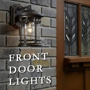 Front Door Lights