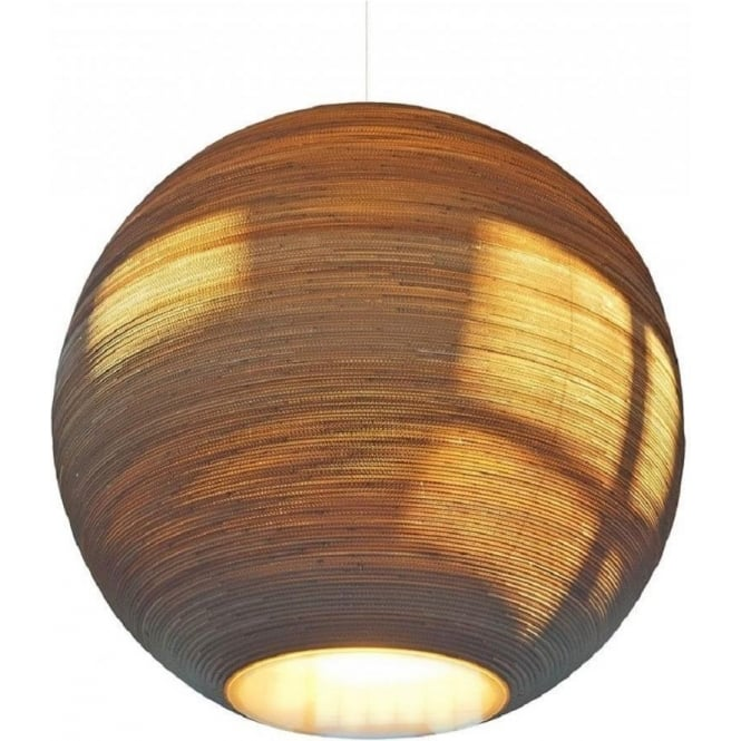 Antique, Guest Designer & Limited Edition Lights ARCTURUS recycled scraplight ceiling pendant light (super large)