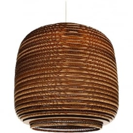 AUSI recycled scraplight ceiling pendant light (large)