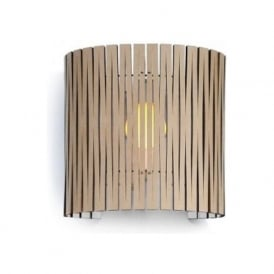RITA recycled cardboard wall panel light (natural/white)