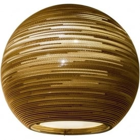 SUN recycled scraplight ceiling pendant light (extra large)