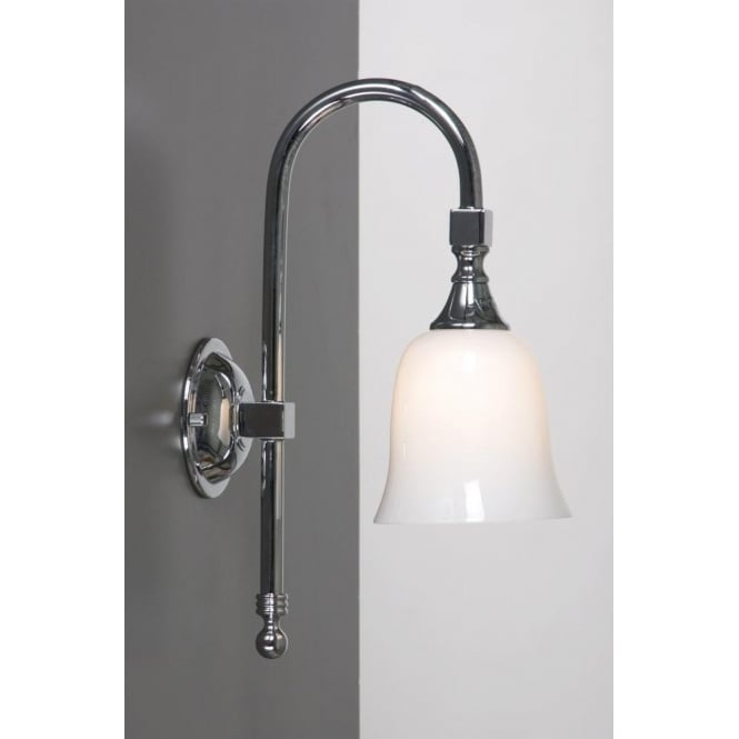 Antwerp Collection BATH CLASSIC chrome IP44 traditional bathroom wall light