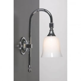 BATH CLASSIC chrome IP44 traditional bathroom wall light