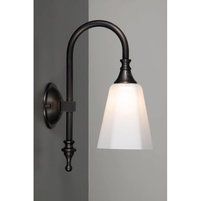 Bathroom wall light aged brass for traditional bathrooms ip44 - Traditional bathroom wall sconces ...