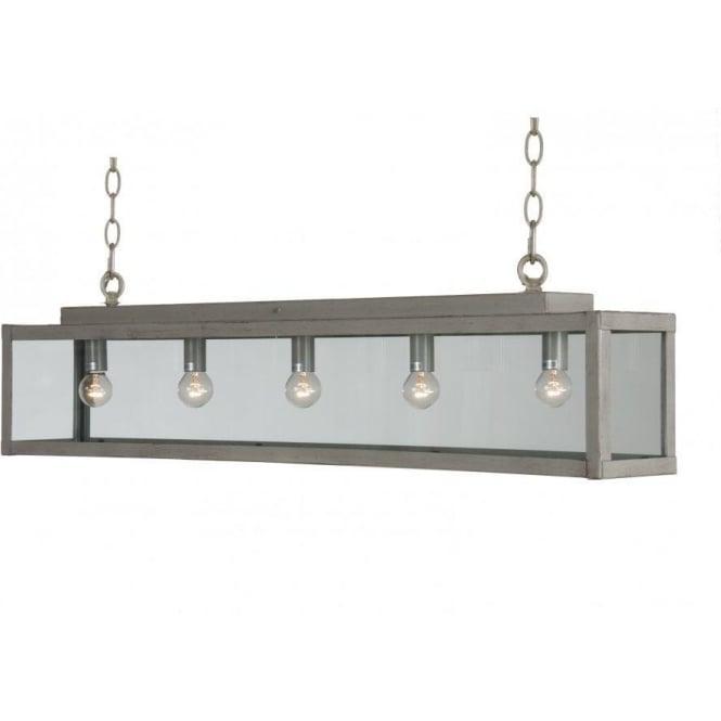 Ceiling Bar Suspension Metal Pendant, Light For Over Large