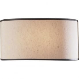 ASCOTT double insulated beige wall washer light