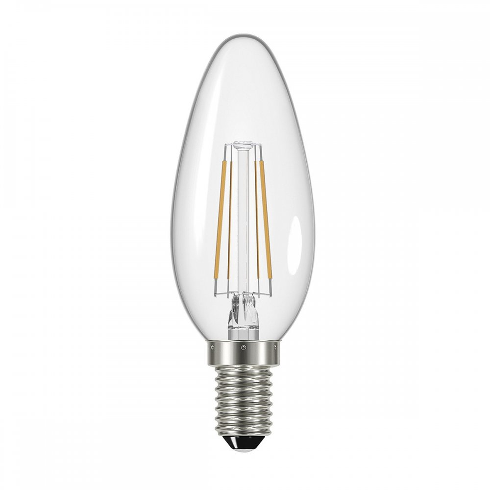 Led Chandelier Candle Bulb 4 Watt With Ses E14 Small Screw In Cap
