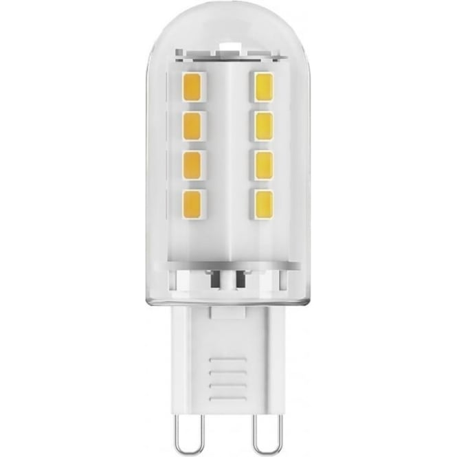 led replacement for g9 halogen capsule bulb 2 3 watts in. Black Bedroom Furniture Sets. Home Design Ideas