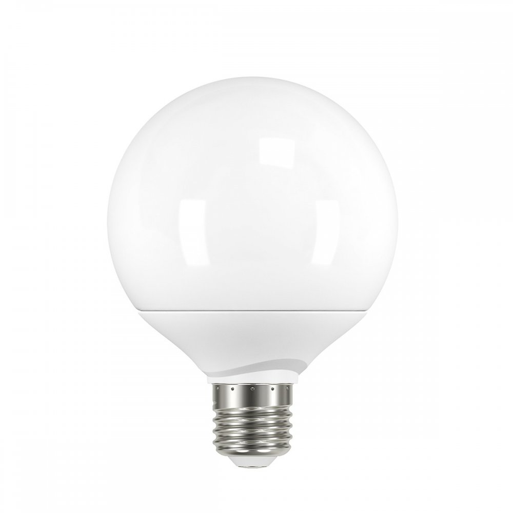 Led Large Decor Globe Shaped Es Light Bulb 9 Watt In Warm White Colour