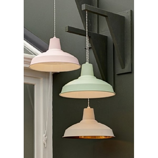 Metal Painted Ceiling Pendant Light For Over Kitchen Islands
