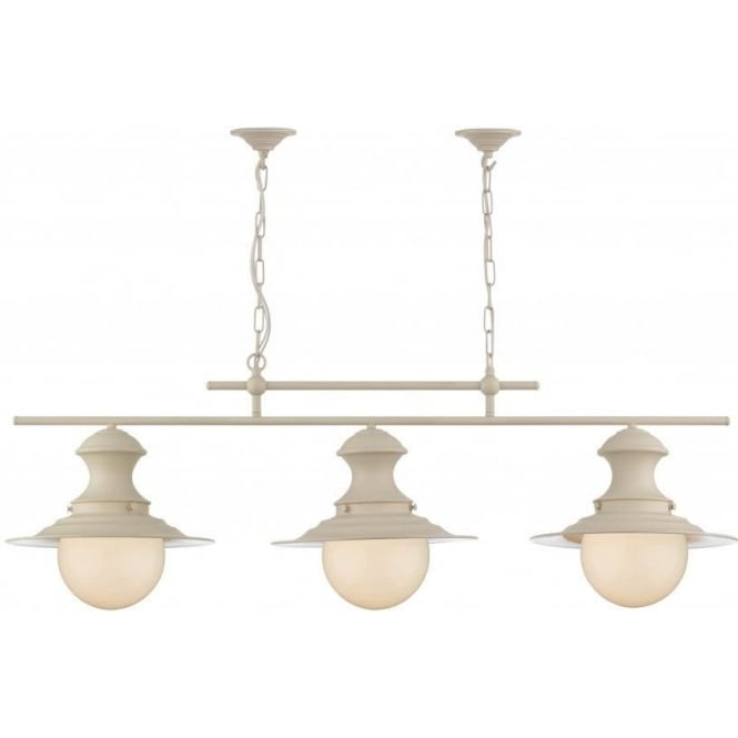 Artisan Lighting STATION LAMP suspended pendant to order in any Farrow and Ball colour