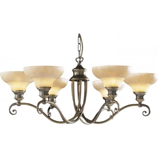 Ceiling Lights Glass Shades : Artisan stratford light ceiling pendant aged brass marbled glass shades