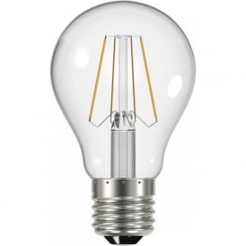 TRADITIONAL LED LIGHT BULB 4.3 watt classic shape ES light bulb