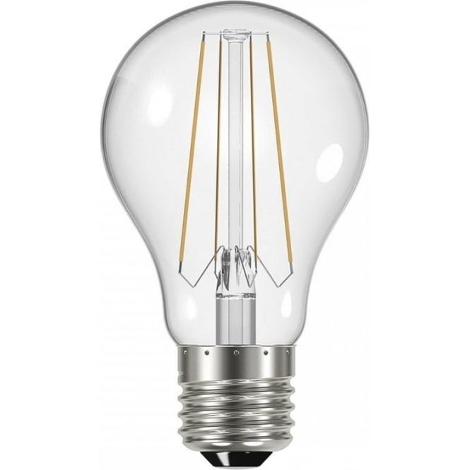 6 2 Watt Es Traditional Shape Light Bulb Very Low Energy And Long Life