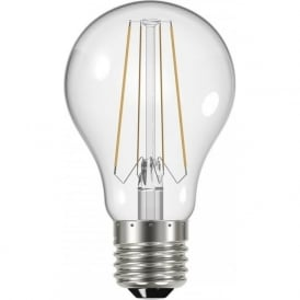 TRADITIONAL LED LIGHT BULB 6.2 watt classic shape ES light bulb