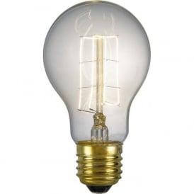 VINTAGE decorative classic filament light bulb