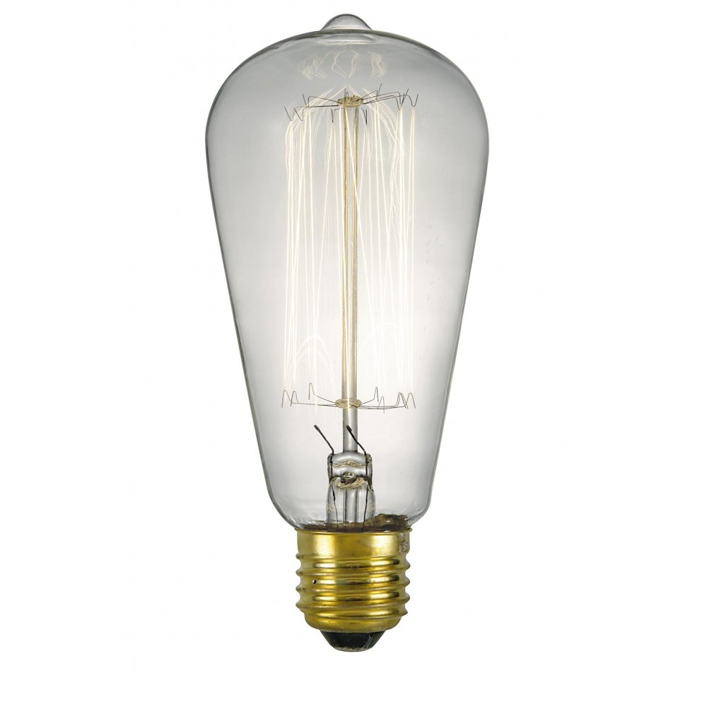 Old Fashioned Decorative Filament Light Bulb For Traditional Pendants