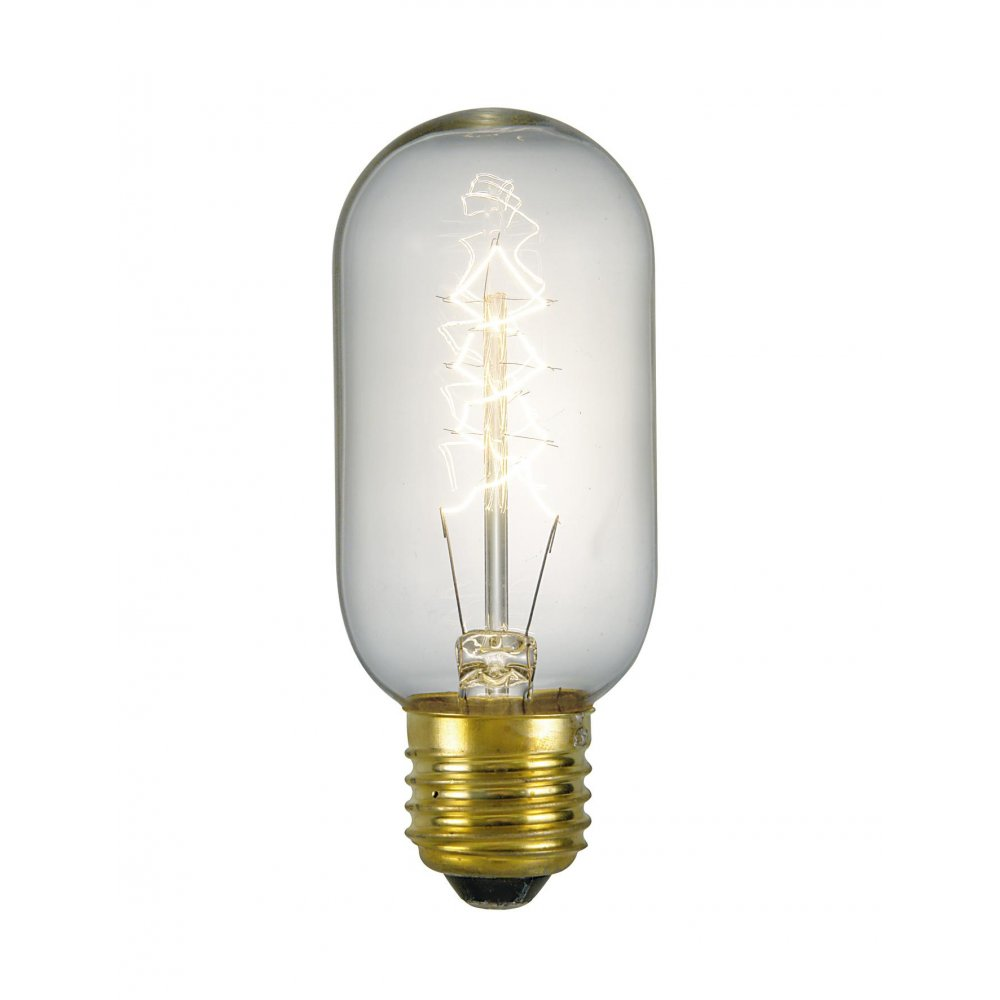 Old fashioned vintage light bulbs in choice of styles and fittings A light bulb