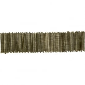 WILLOW gold cocoa twig wall panel light