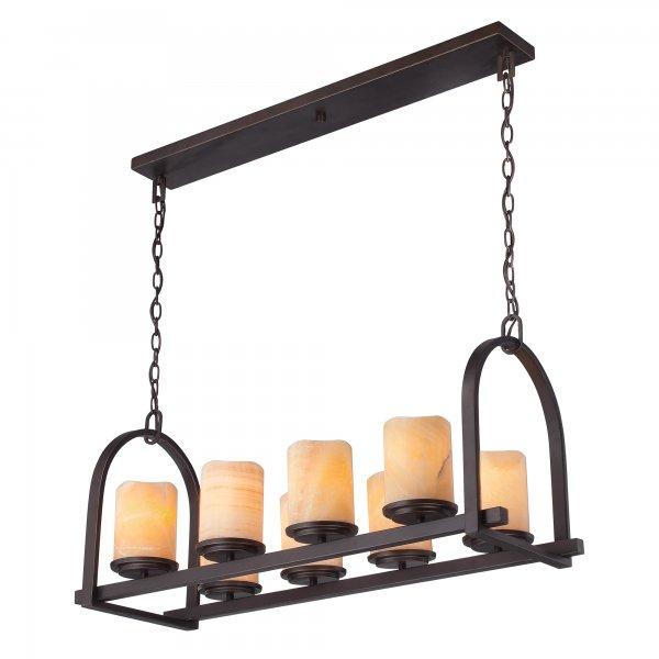 collection aldora rustic bronze kitchen island ceiling pendant light. Black Bedroom Furniture Sets. Home Design Ideas