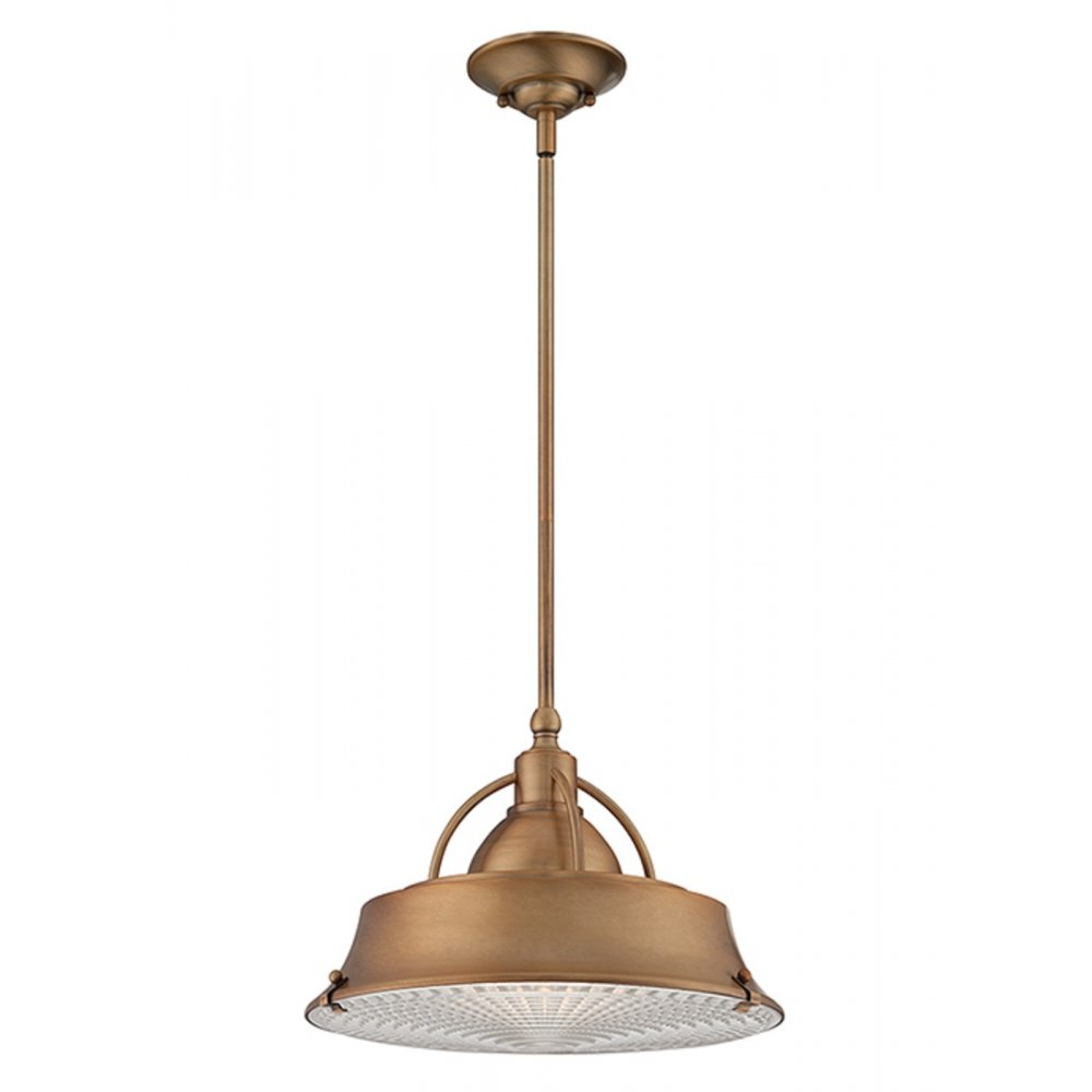 Hanging Can Lights: Copper Hanging Ceiling Pendant Light, Can Be Fitted To