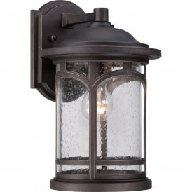 MARBLEHEAD traditional outdoor wall lantern for coastal areas - medium