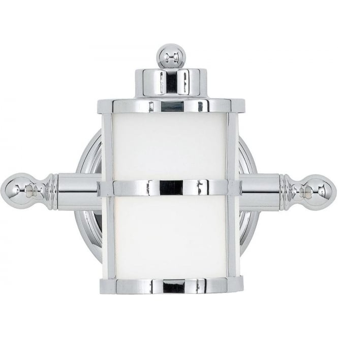 Broadway American Collection TRANQUIL BAY nautical style bathroom wall light, IP44