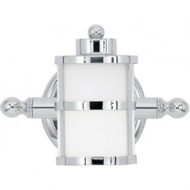 TRANQUIL BAY nautical style bathroom wall light, IP44