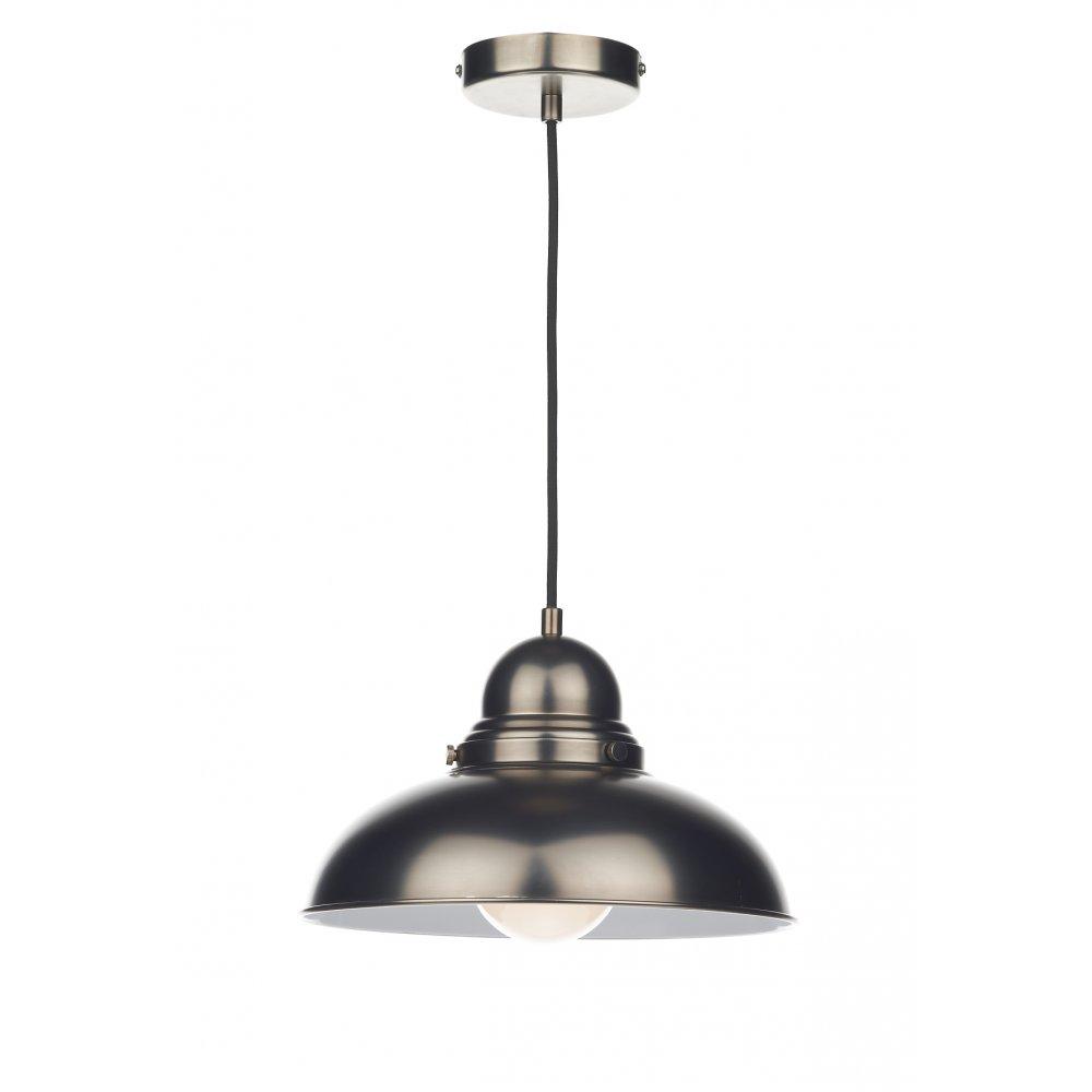 Chrome Pendant Light Kitchen