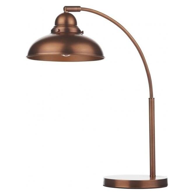 Cambridge lighting dynamo retro style table lamp or desk light in dynamo retro style table lamp or desk light in antique copper aloadofball Images