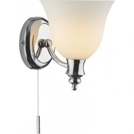 OBOE traditional double insulated bathroom wall light
