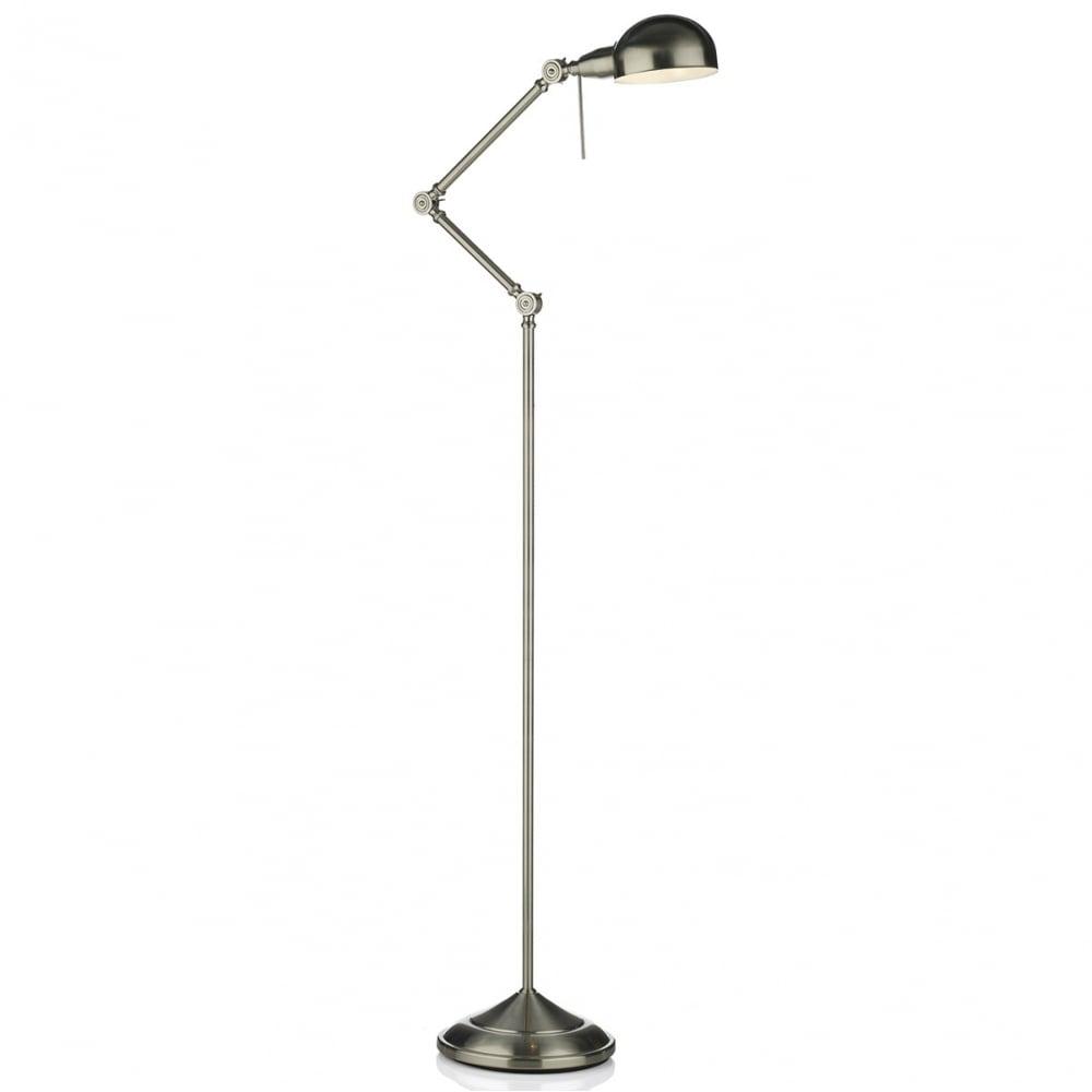 cambridge lighting ranger retro style adjustable floor. Black Bedroom Furniture Sets. Home Design Ideas