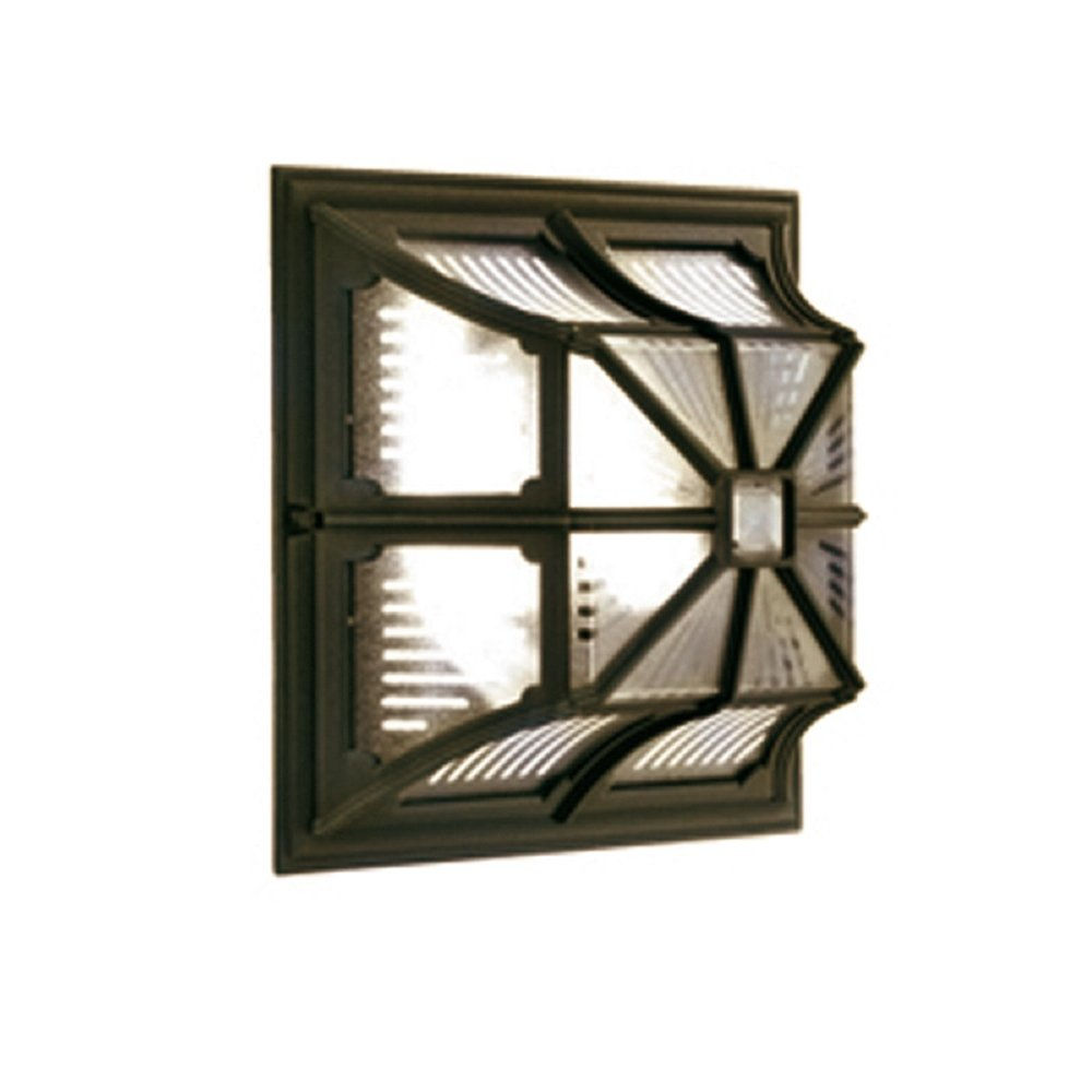 Traditional Black Gold Porch Ceiling Light Or Wall Light