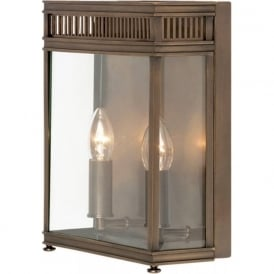 HOLBORN traditional Georgian style outdoor wall lantern (large)