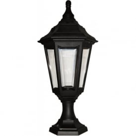 KINSALE outdoor pedestal or porch light for coastal conditions