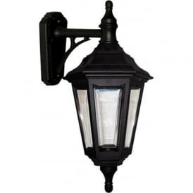 KINSALE traditional outdoor wall lantern for coastal homes