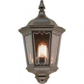 MEDSTEAD traditional garden wall lantern