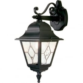 NORFOLK traditional outdoor garden wall lantern