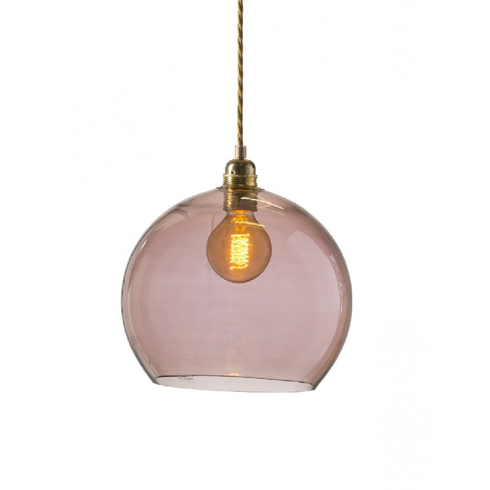 Glass Globe Hanging Ceiling Pendant Lights In Wide Range