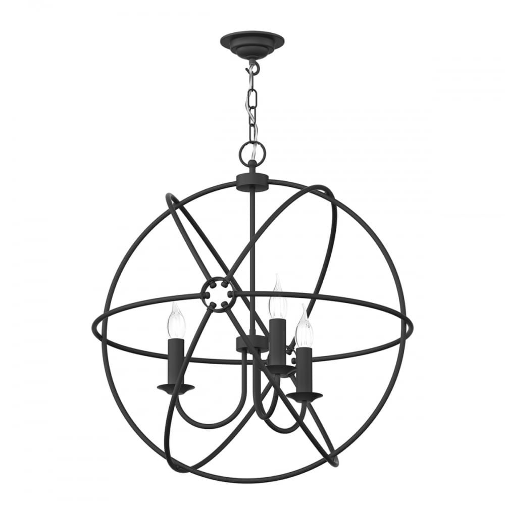 1b83cf6b004 ORB gyroscope 3 light ceiling pendant - select your colour