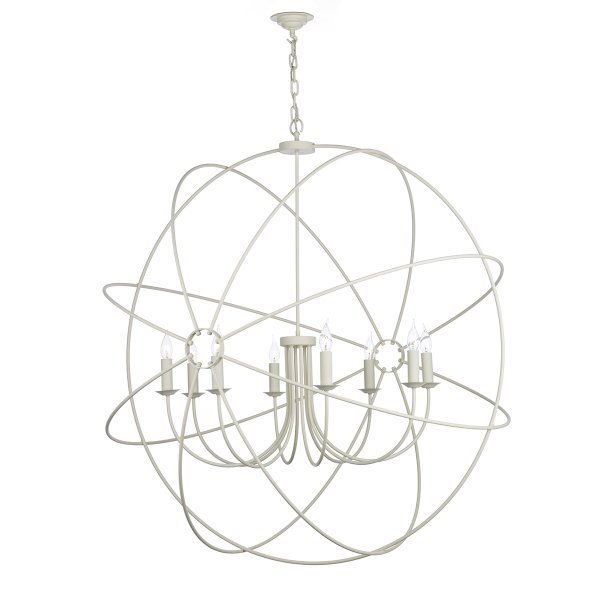 orb large gyroscope ceiling pendant light for high ceilings