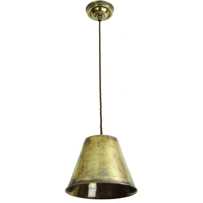 Edison lighting map room traditional led hanging aged brass metal