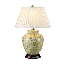 Multi Coloured Empire Table Lamp Collection