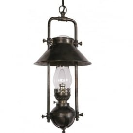 CAPTAIN'S PENDANT nautical style hanging ceiling light